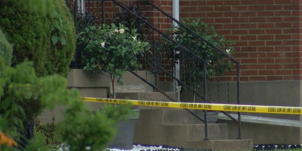 Neighbors say Lyndon home where man was shot, killed was target of recent drive-by