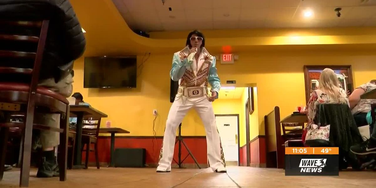 KSP trooper by day, Elvis impersonator by night