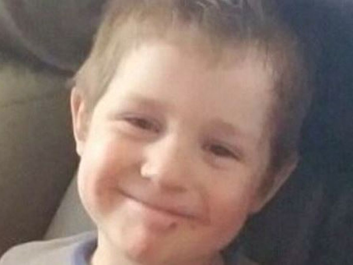Crews search for Indiana boy, 4, swept away in creek