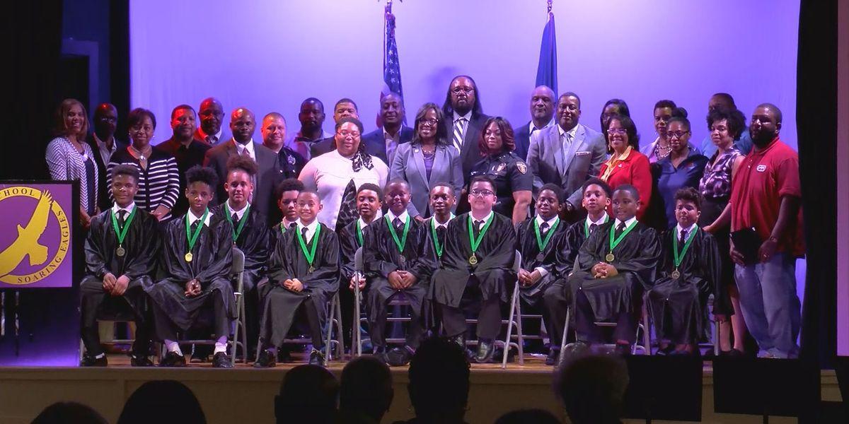 West End School students graduate from national leadership development program