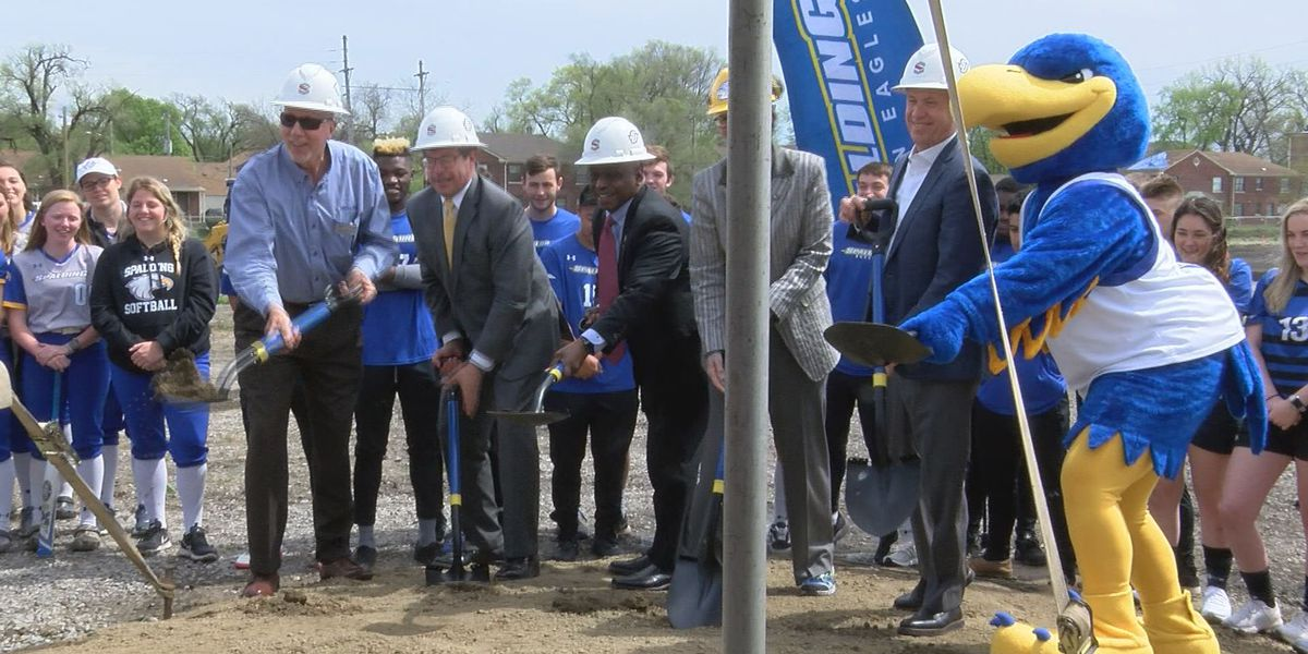 Spalding University breaks ground on West End sports complex