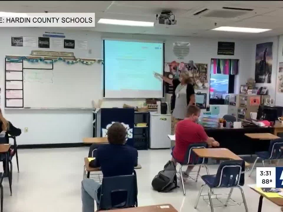 Oldham, Hardin Co. schools return to 5 day in-person instruction