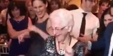 WATCH: 96-year-old dancing nana is better than you
