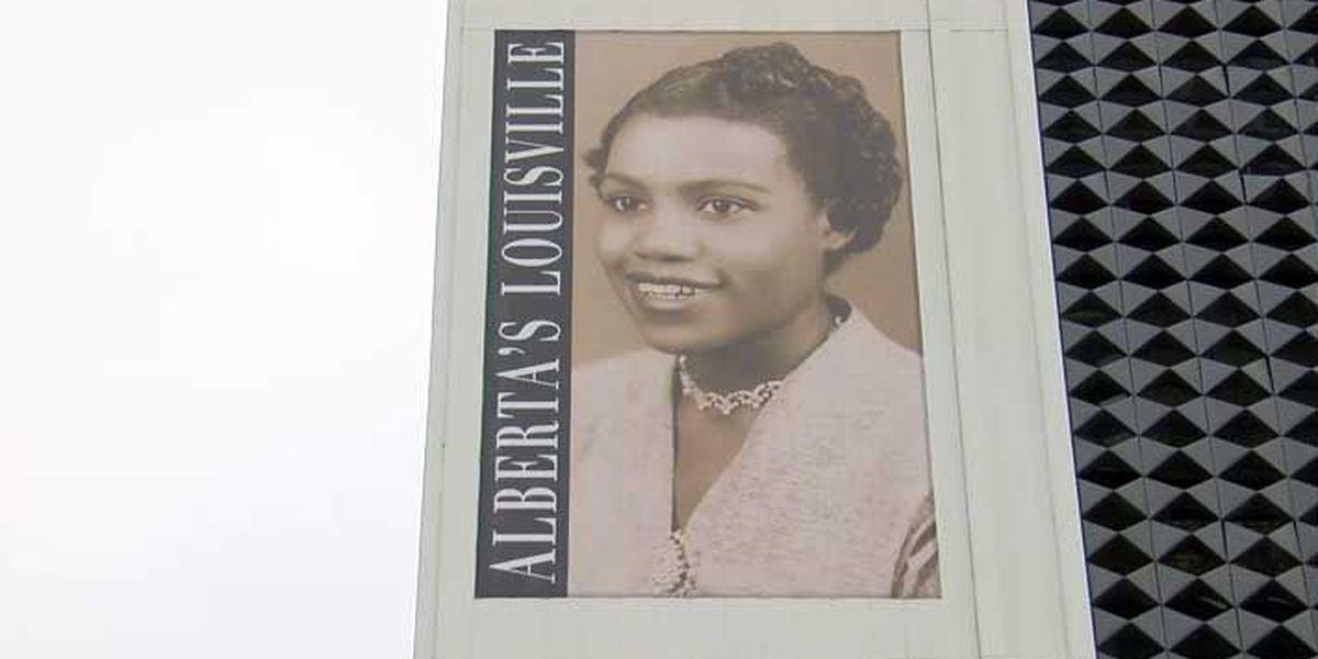 Trailblazing African American prosecutor receives one of last Louisville Hometown Hero banners