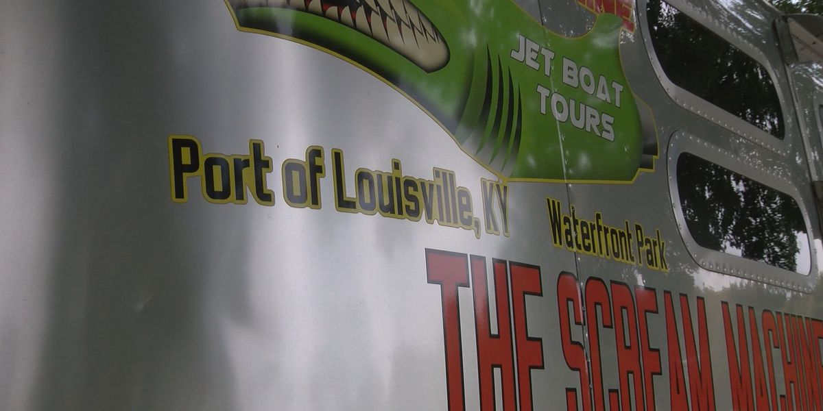 Scream Machine leaving Louisville, claims high waters sank business