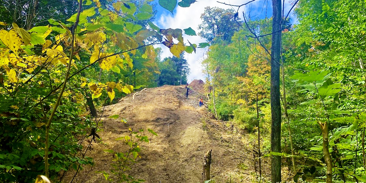 New Albany water pipeline replacement threatens Silver Hills preservation trail