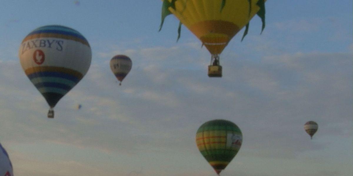 US Bank Great Balloon Charity Race winner announced