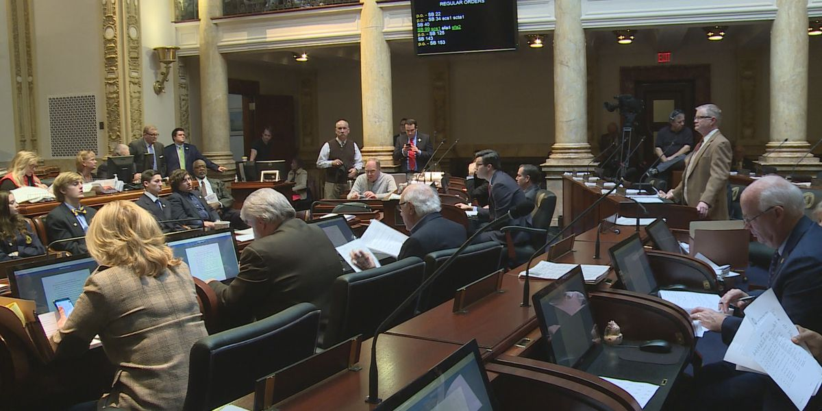 Work continues as KY lawmakers miss initial pension recommendation deadline