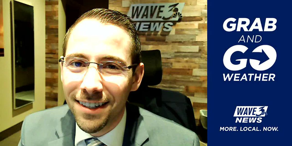 Grab-N-Go Forecast: Monday midday, April 19, 2021