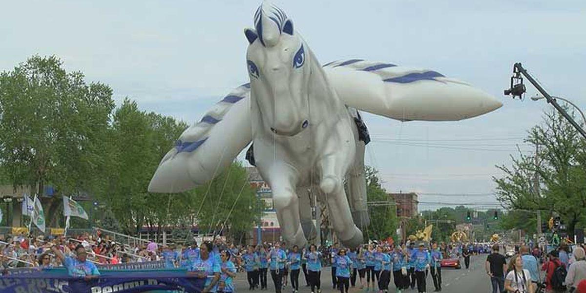 Do you know how the Pegasus Parade got its name?