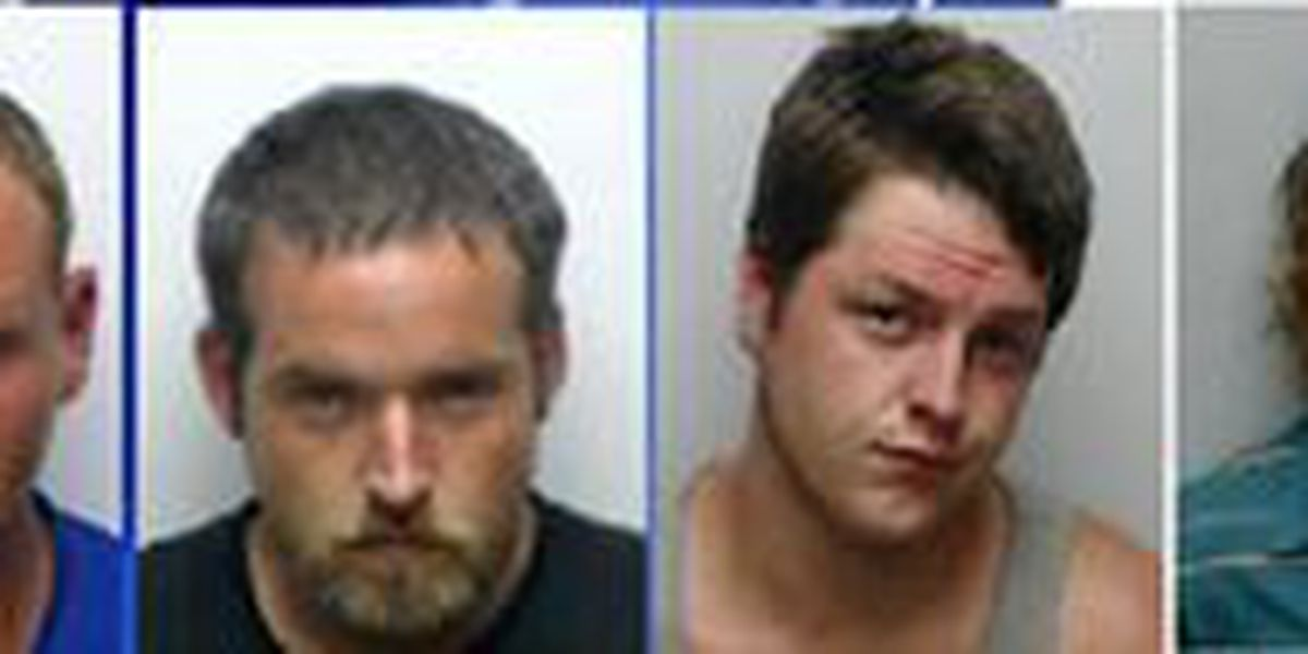 4 arrested in connection to Southern Indiana HIV outbreak