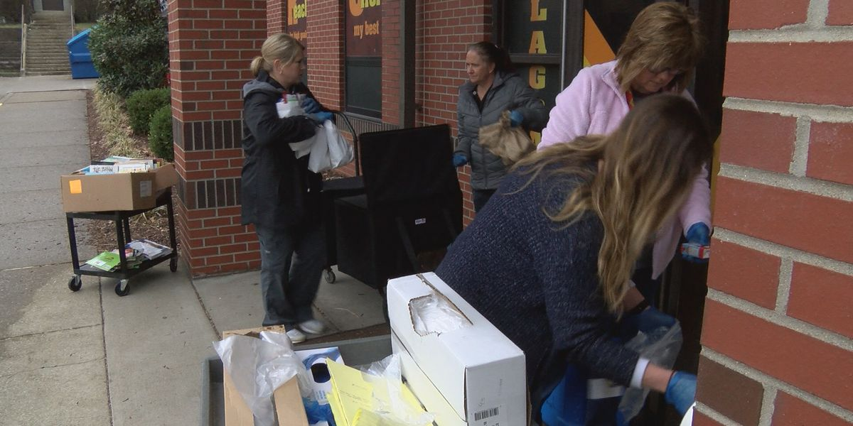 Oldham County Schools to distribute free food to kids
