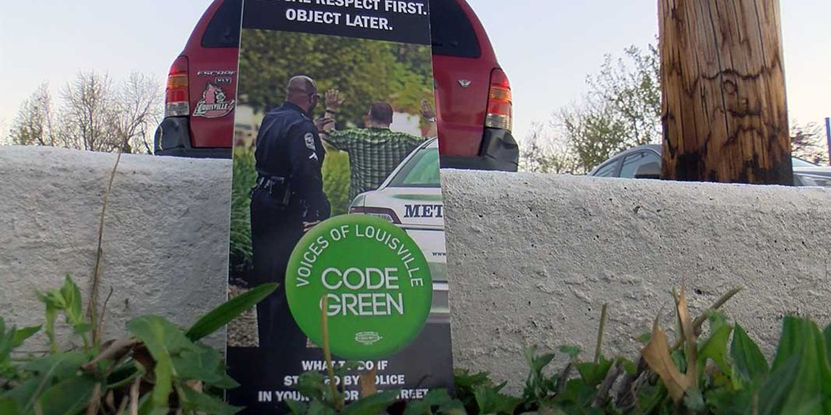 Group hopes 'Code Green' will help community relationship with Louisville police