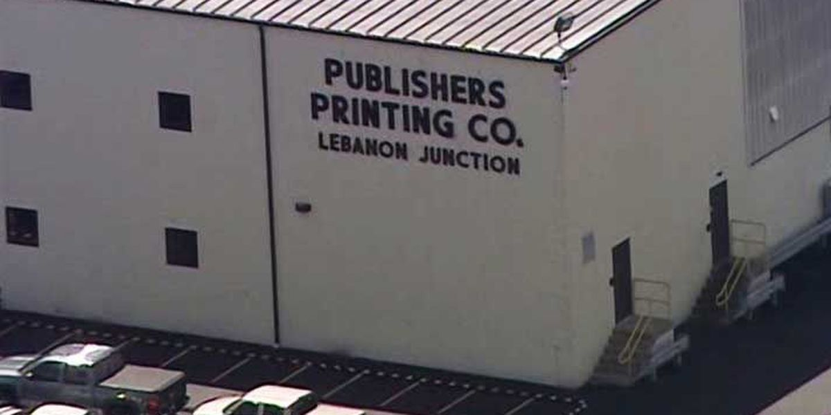 Chicago Firm Buys Publishers Printing