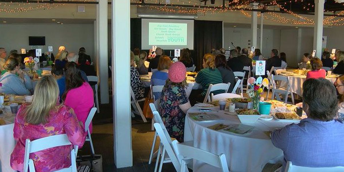 Luncheon celebrates work to end child abuse