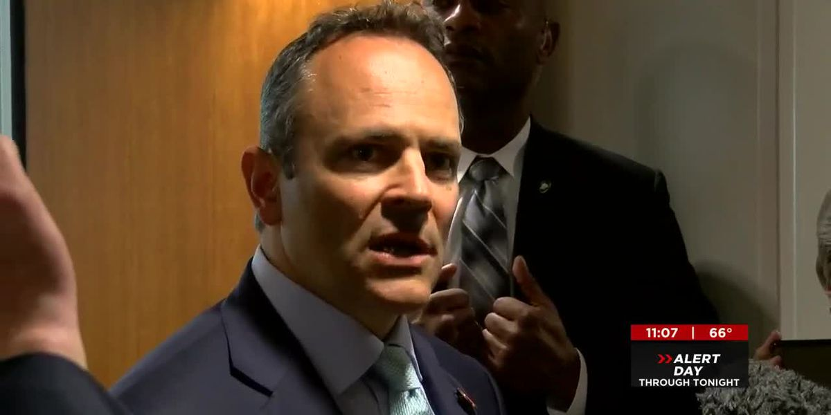 Democratic candidates for governor respond to Bevin