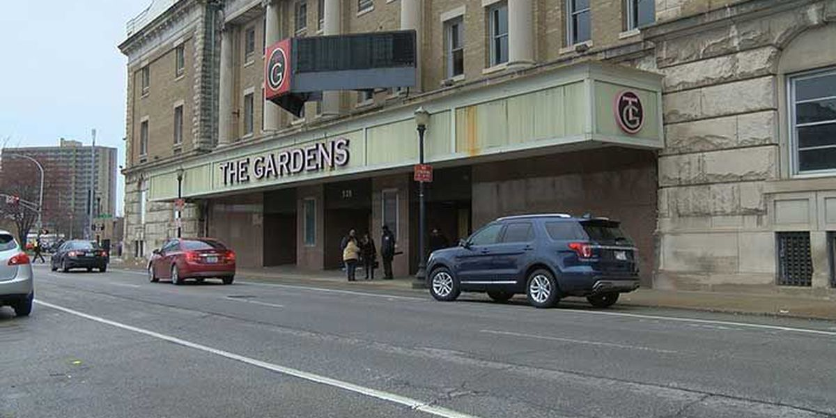 What will the future of the Louisville Gardens be?