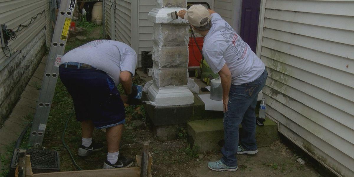 Repair Affair blitz volunteers help Louisville residents