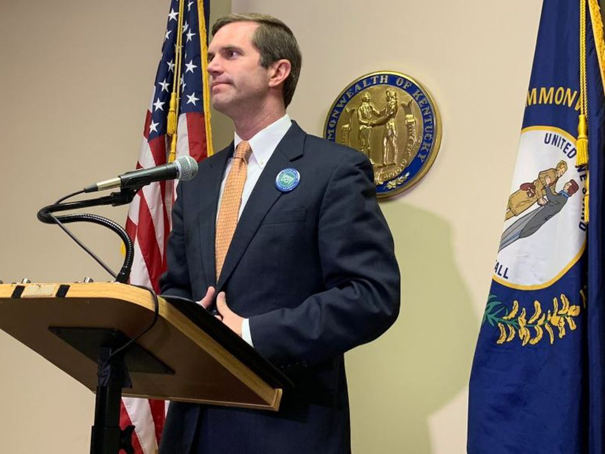 Beshear calls on Bevin to withdraw subpoenas following teacher sickouts