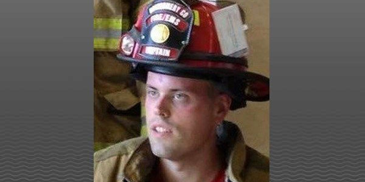 KY firefighter dies at home after fighting fire