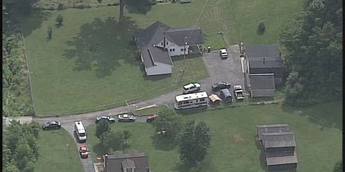 Two dead in apparent murder-suicide in Bullitt County