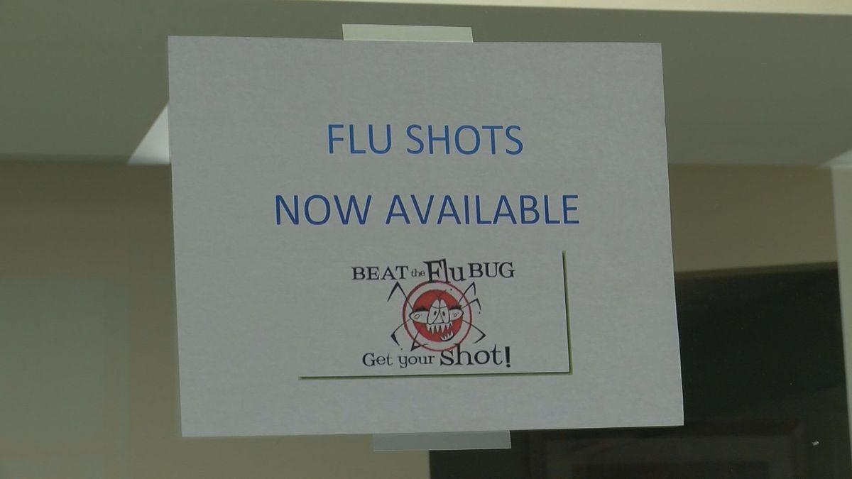 Doctors say get the flu shot now before flu season arrives