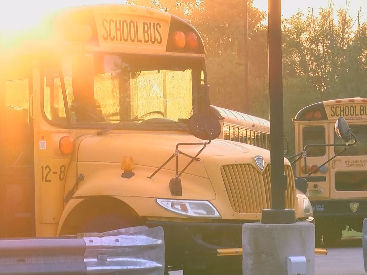 New Albany Floyd County Schools return to the classroom after two-week delay