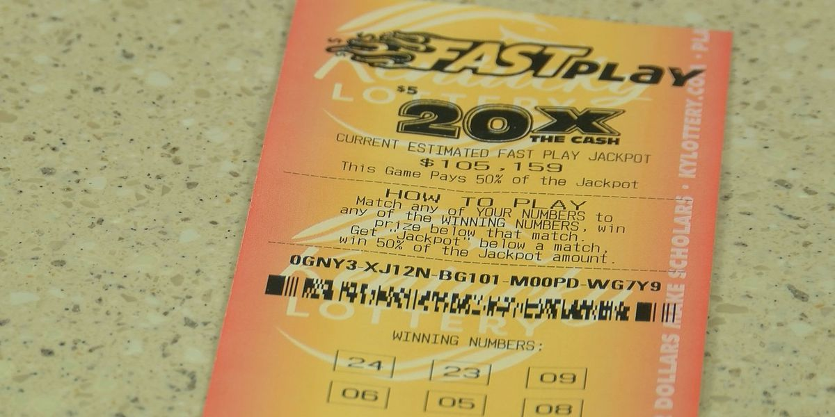 With more people at home, less are playing Kentucky Lottery
