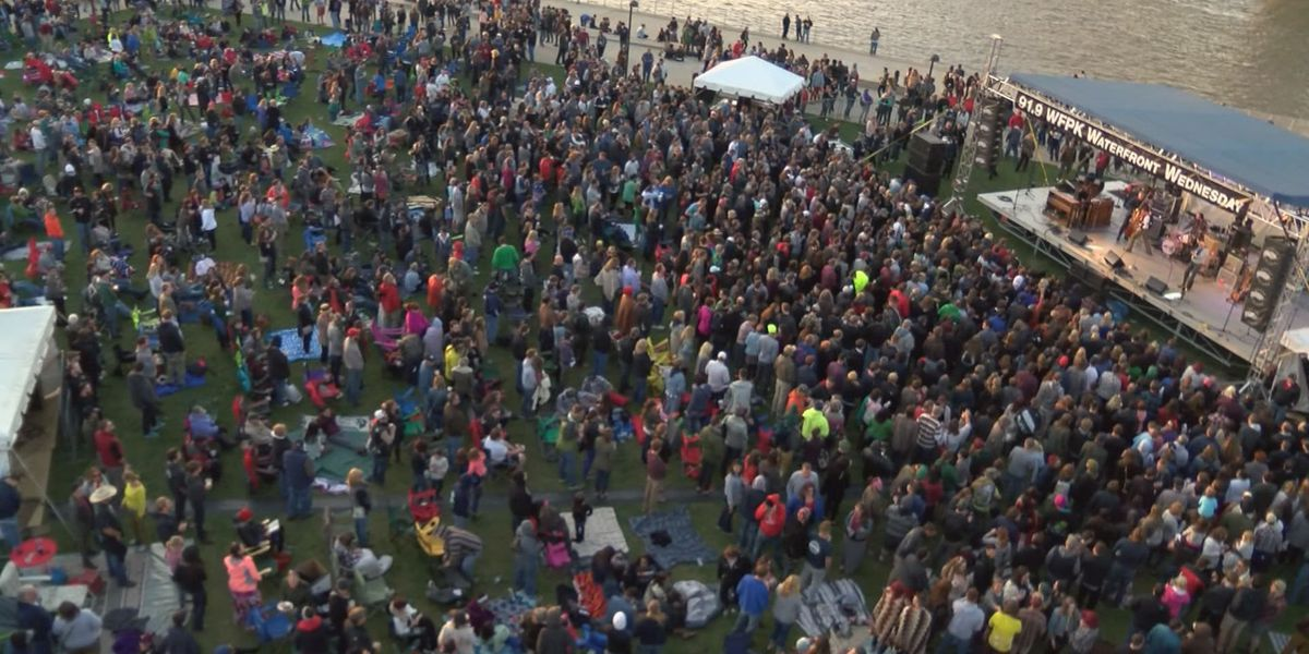 Waterfront Wednesday to go on; slight changes planned