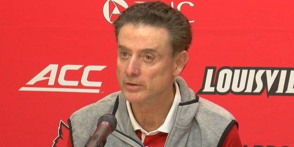 Pitino, Adidas issue statements on FBI probe into NCAA bribery claims