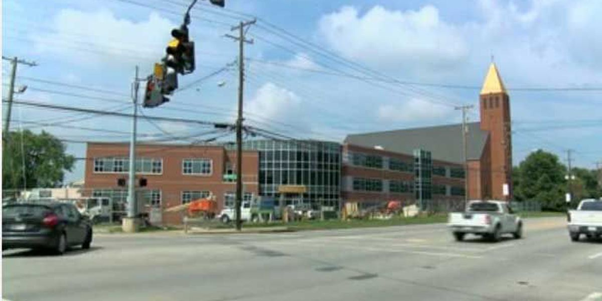 Louisville archdiocese moves to new headquarters