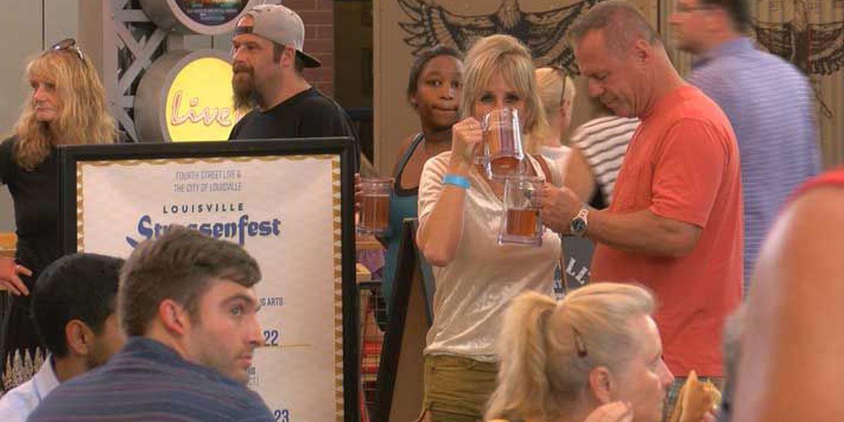 Strassenfest celebrates German heritage in Louisville
