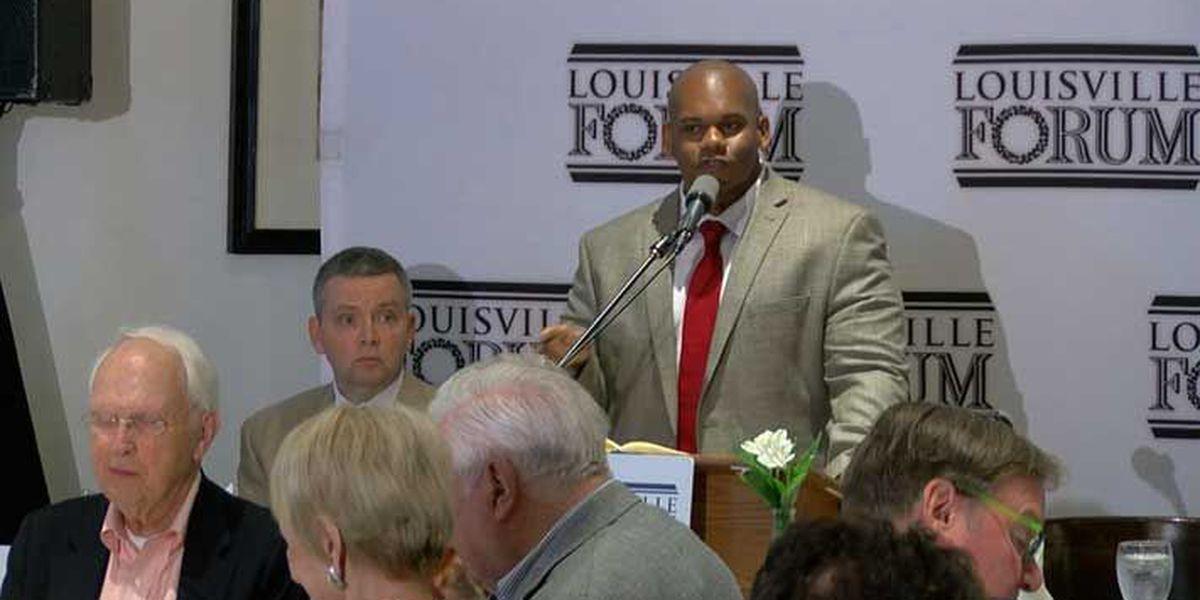 JCPS takeover, charter schools focus of Louisville Forum