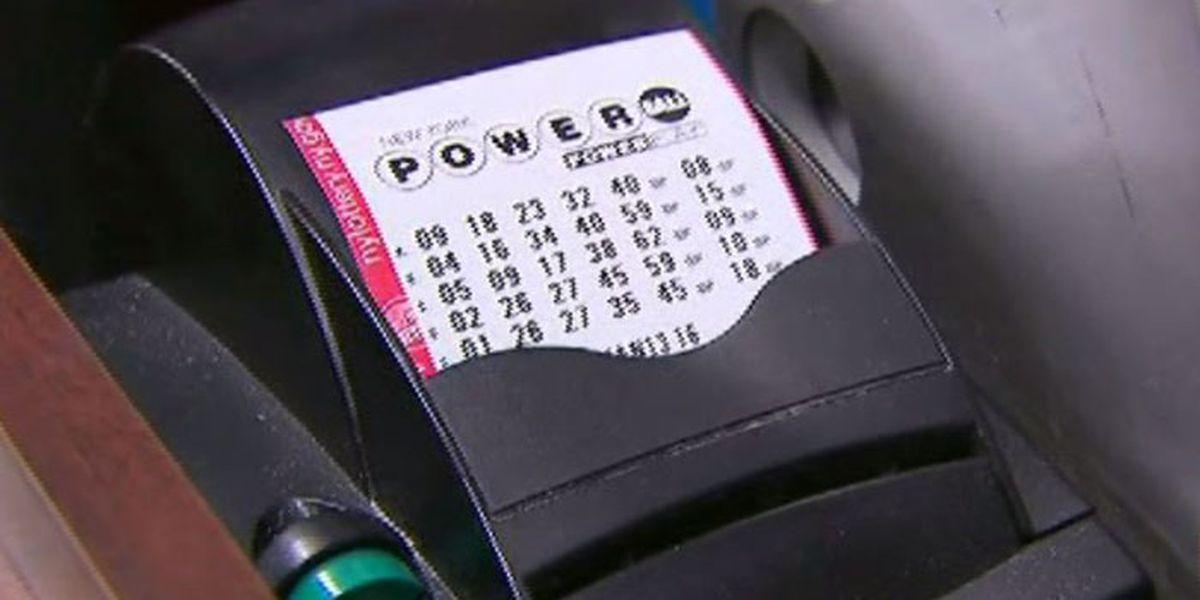 $1 million winning Powerball ticket sold in Louisville claimed
