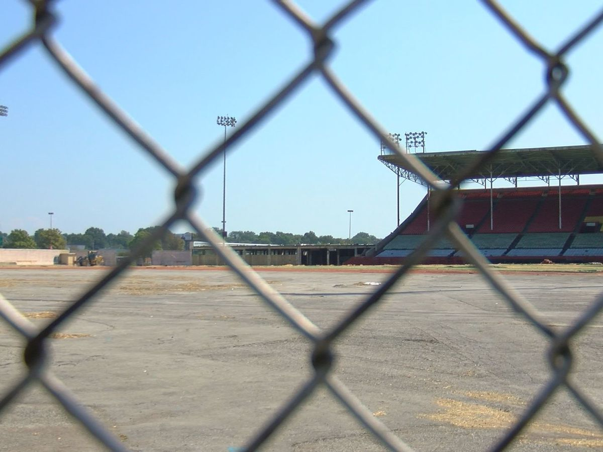 Options ready for Old Cardinal Stadium site as demolition nears