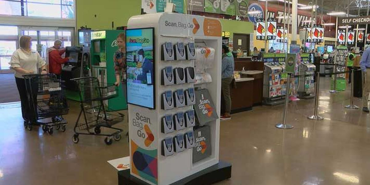 Customers to scan, pay for items through smartphone with new Kroger app