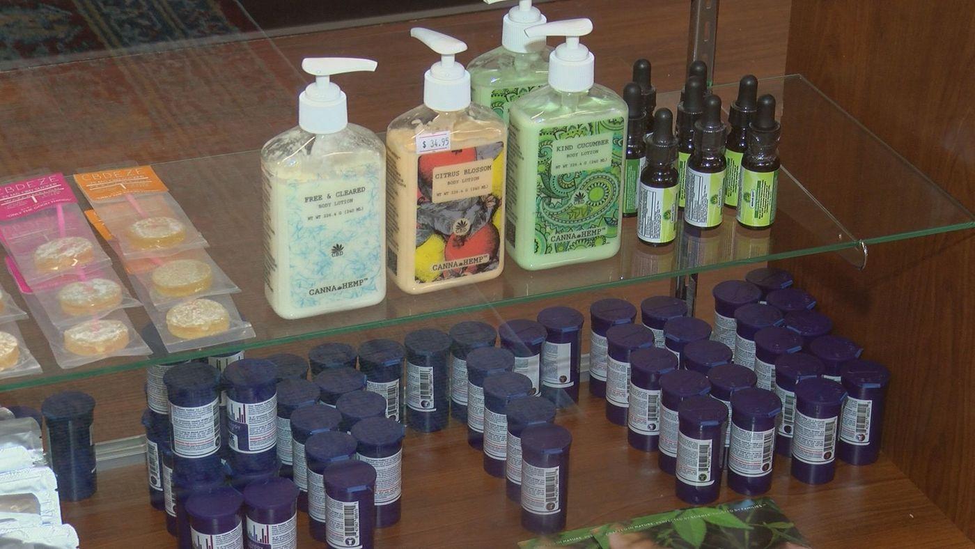 Kentucky hemp, CBD production grows as industry waits for