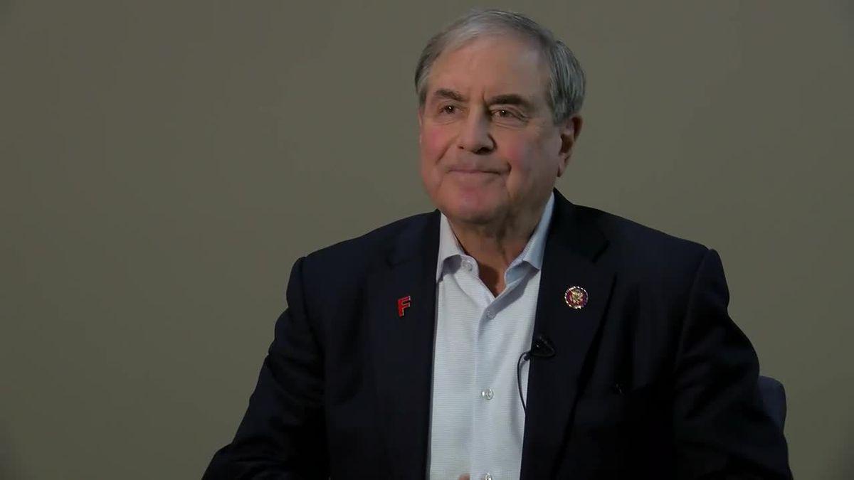 Congressman Yarmuth speaks out on redacted Mueller report