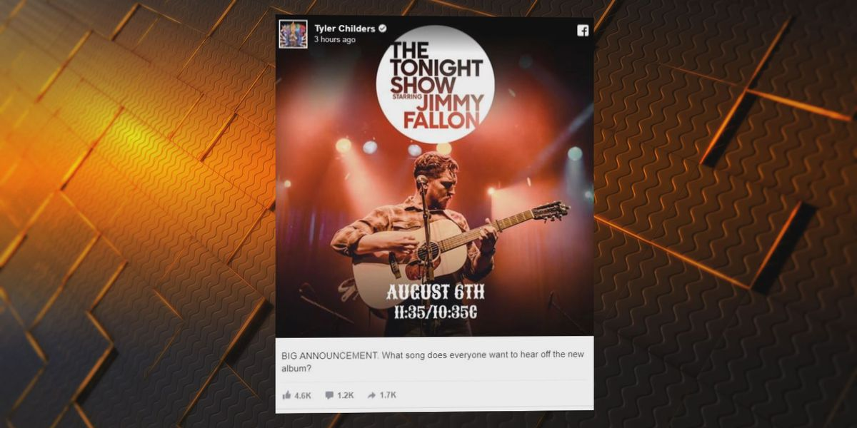 Kentucky native singer to appear on The Tonight Show