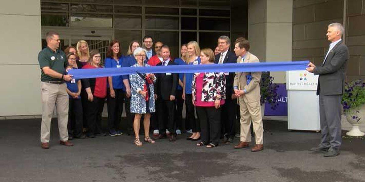 Baptist Health unveils renovated emergency department