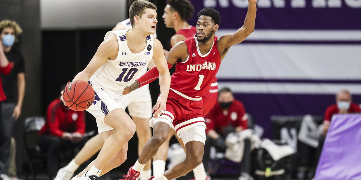 Hoosiers escape Northwestern with 79-76 win in double overtime