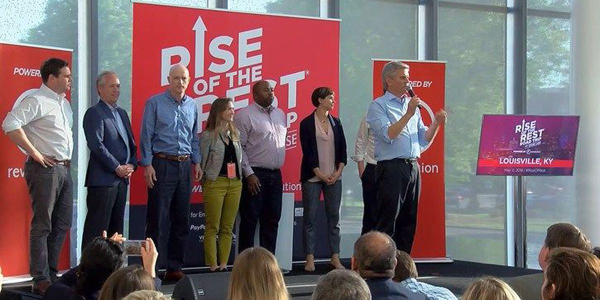 Rise of the Rest rolls into Louisville