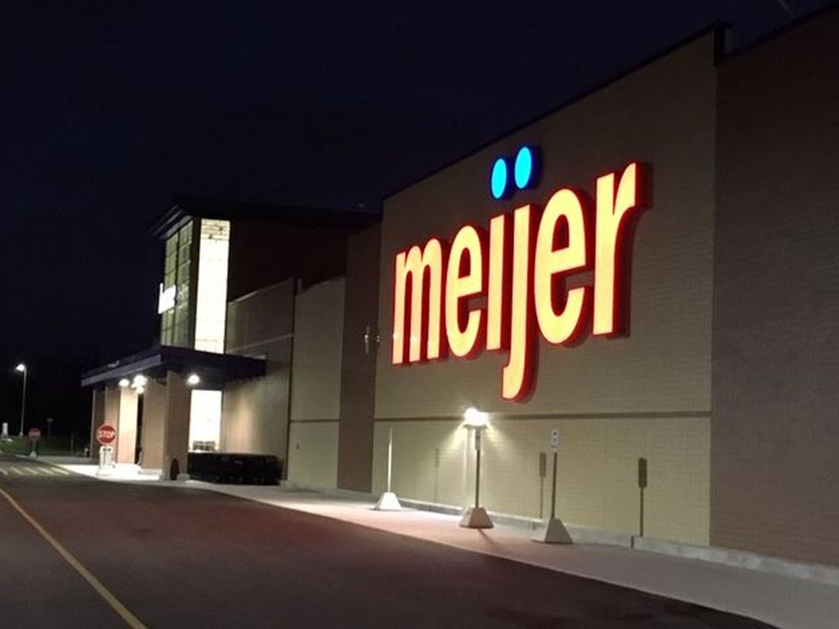 Meijer asking customers to limit number of shoppers per trip