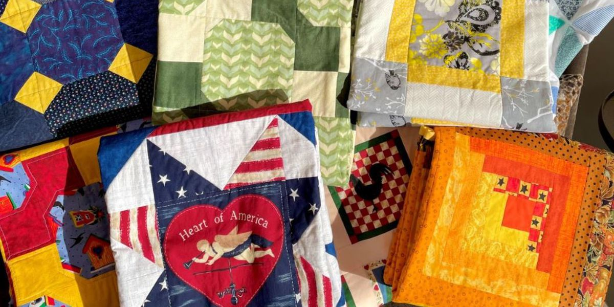 Calling all crafters: Hosparus Health asks for homemade blankets
