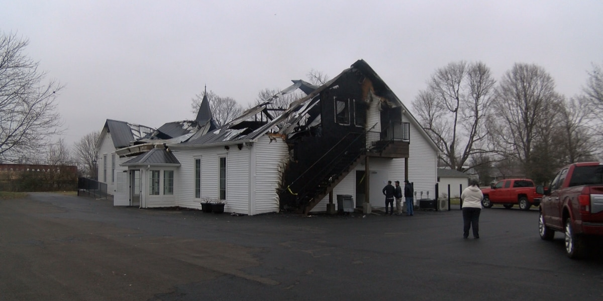 Fire that destroyed historic chapel becomes test of faith