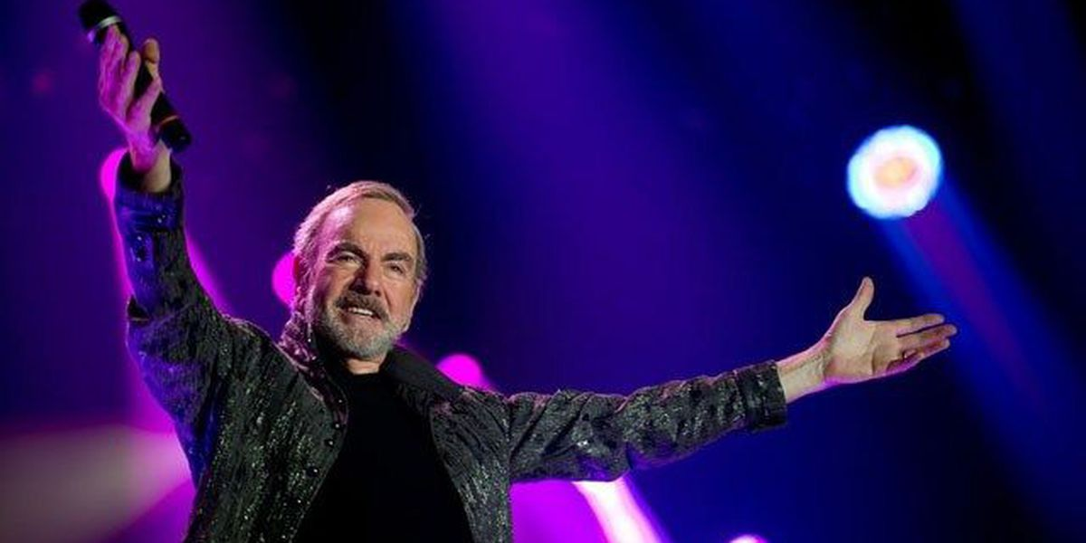 Neil Diamond to celebrate 50th year in showbiz with Louisville concert