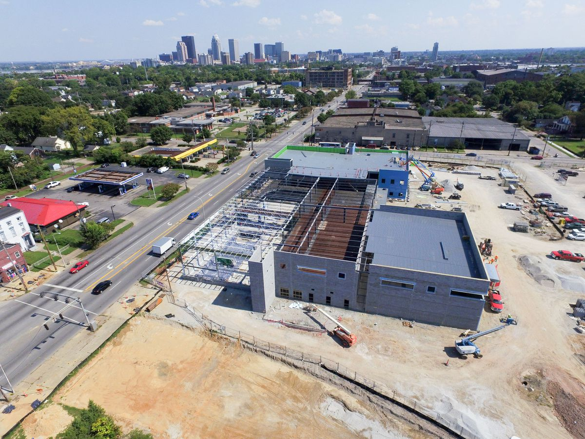 YMCA and Passport Health take shape in West Louisville