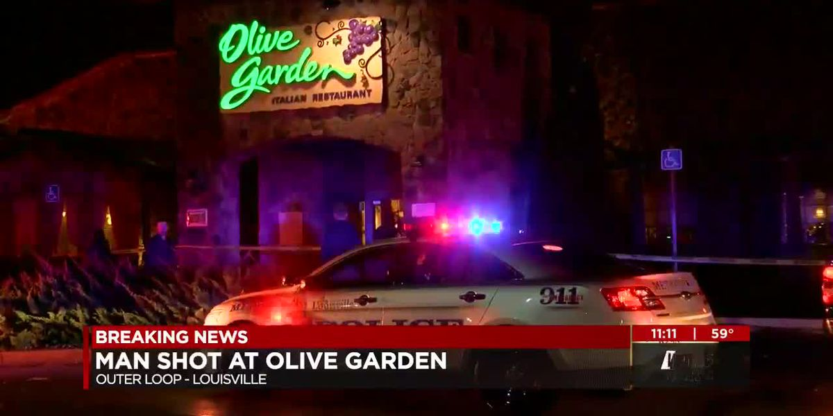 Deadly shooting at Olive Garden on Outer Loop