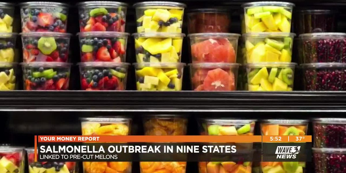 Your Money: Salmonella warning, UPS, Tiger's win