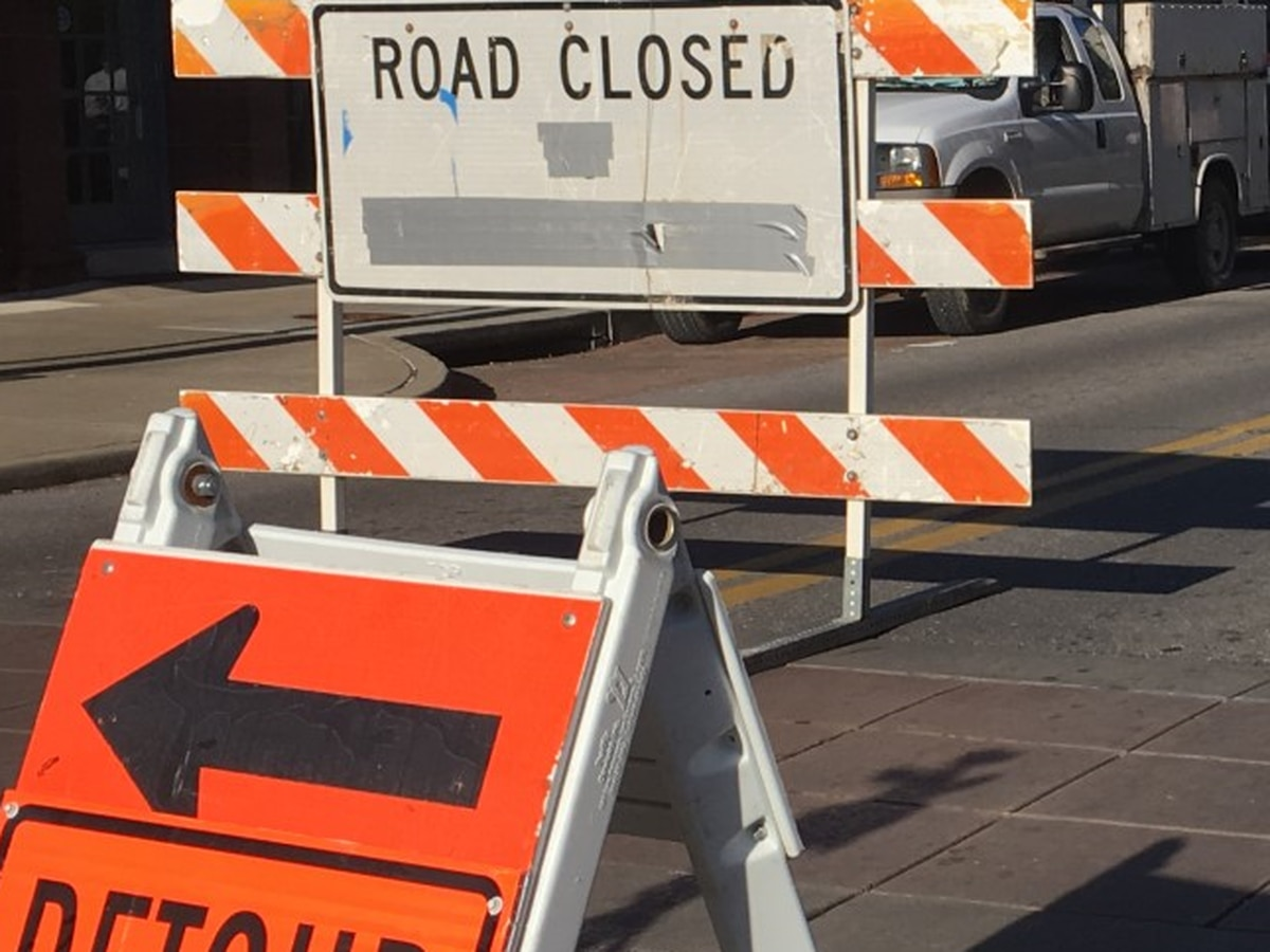 Multiple roads closed in Scottsburg area due to flooding